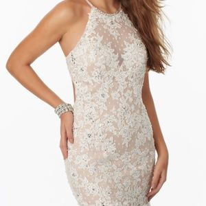Modern/Unique Wedding/Prom Dress